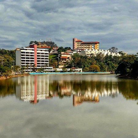 Praca Adhemar de Barros: Aguas de Lindóia, São Paulo - Brasil