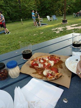 Haymarket Brewery: Good Beer and Pizza