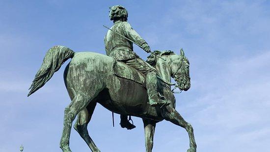 Denkmal Erzherzog Albrecht