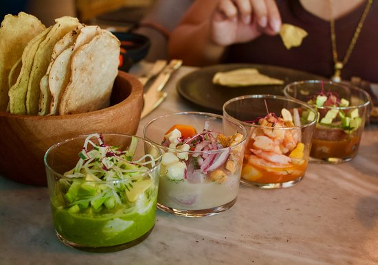 Agua y Sal Cebichería: Ceviche