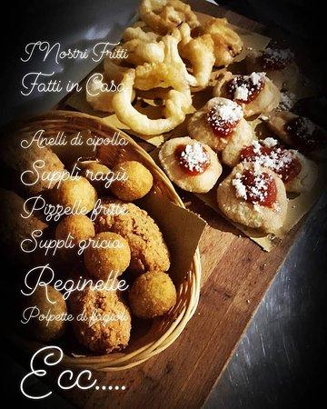 Mamarò: i fritti fatti in casa