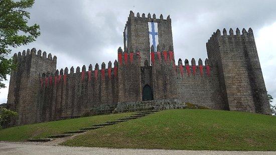 Guimarães Castle ภาพถ่าย