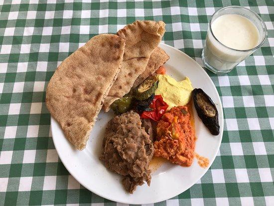 TUI MAGIC LIFE Kalawy: Ägyptisches Frühstück