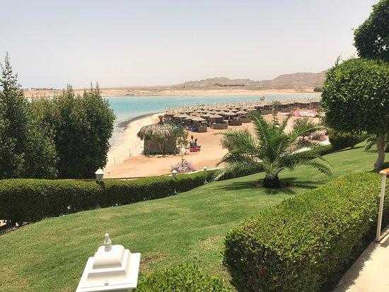 TUI MAGIC LIFE Kalawy: Aussicht vom Relaxpool