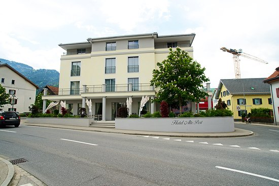 Bonaduz, Switzerland: Just two years old on family ancient property