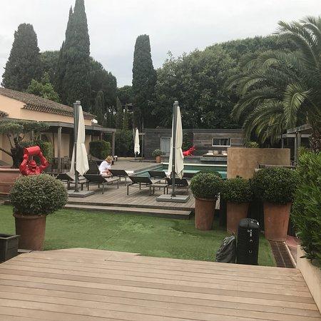 Hôtel Villa Cosy ภาพถ่าย