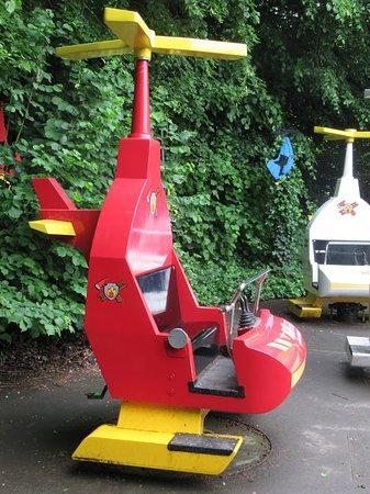 LEGOLAND Windsor Resort: Helicopter Ride