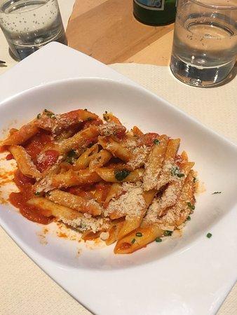 Restaurant Krone Pizzeria : Delicious Penne Arabiata!