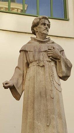Denkmal Abraham a Santa Clara