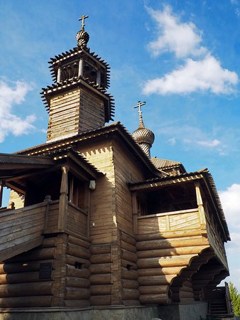 Church of the Intercession of the Mother of God: Храм