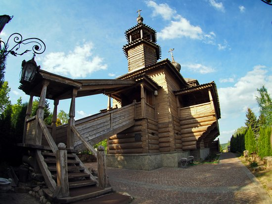 Church of the Intercession of the Mother of God: Храм в полном виде