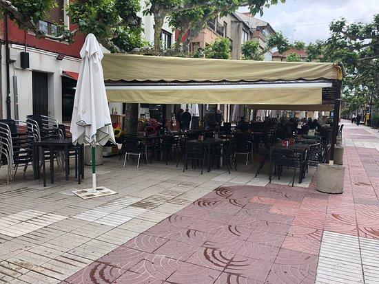 Cafeteria Espolon Santo Domingo De La Calzada Restaurant