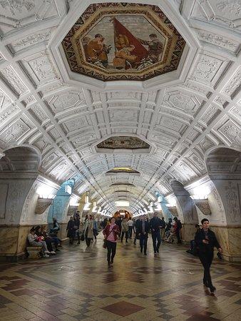 Moscow Metro: Белорусский