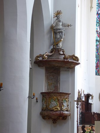 Moritzkirche und Pfeifturm: Church Interior