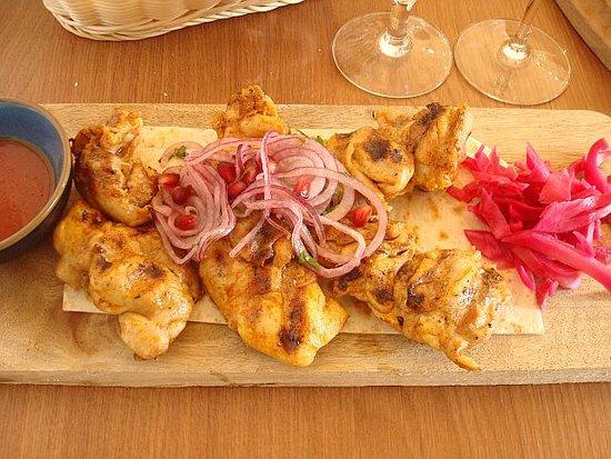 Nobile Restaurant: poulet grillé