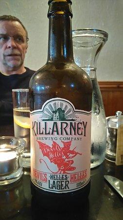 Treyvaud's: La biere locale de Killarney, à tester