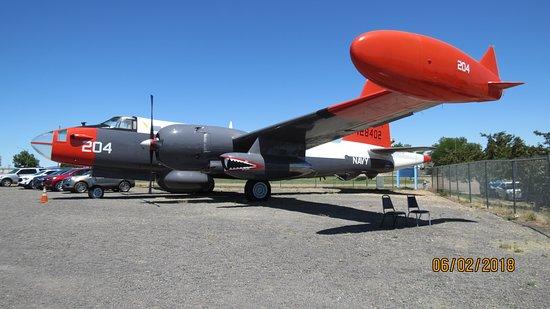 Pueblo Weisbrod Aircraft Museum: Maritime Patrol