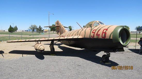 Pueblo Weisbrod Aircraft Museum: Mig 15