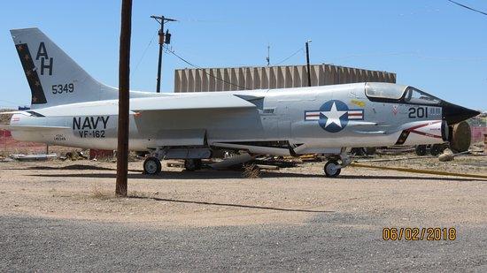 Pueblo Weisbrod Aircraft Museum: Crusader