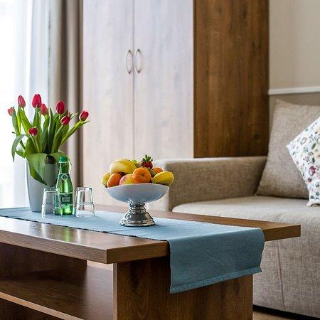 Poduszka Villa Arkadia: Pokój 4-osobowy