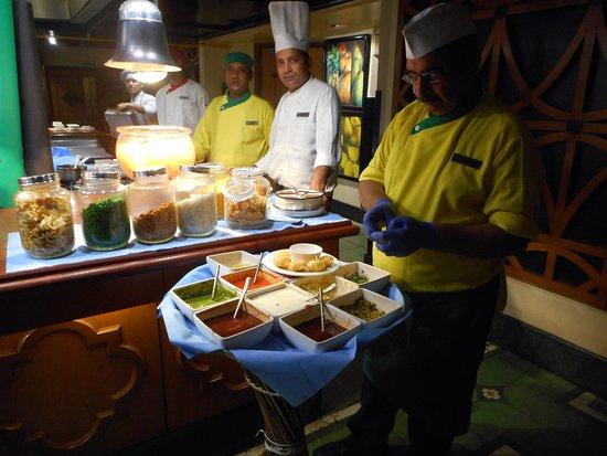 Boulevard: street food chef