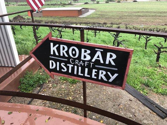 Krobar Distillery