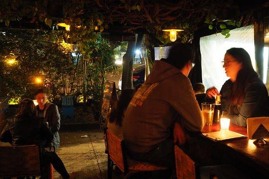 La Lavanderia: Deliciosa noche... Cálida, casual...