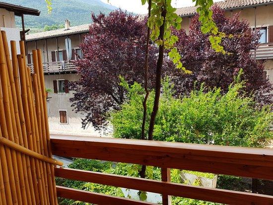 Casa Toss Bed E Breakfast: terrazzo esterno