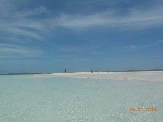 Sugar Adventure Company-Day Boat Tours: sand bar