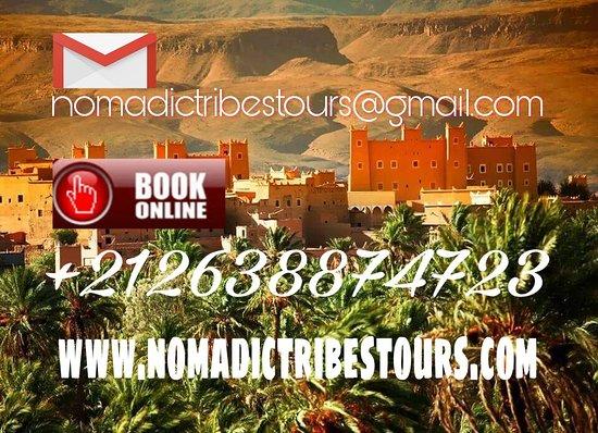 Nomadic Tribes Tours