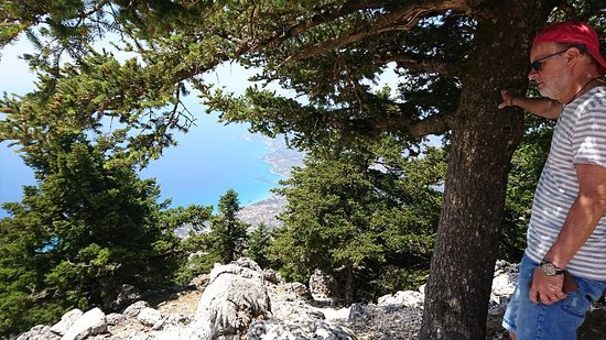 Mount Ainos National Park Foto