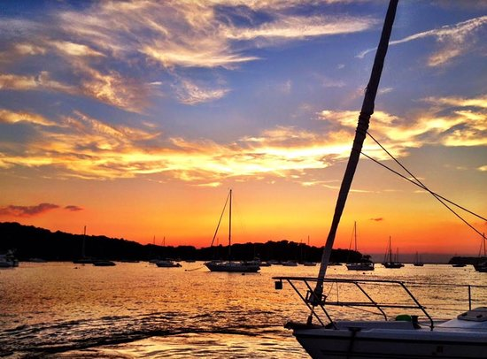 Kismet Cruising: Another view from a Sunset Cruise!