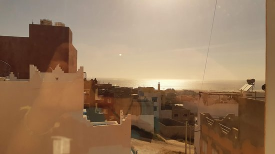 Offshore Surf Morocco: room with ocean view