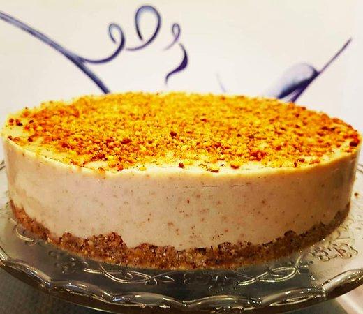 Douceurs Vegetales: Cheesecake pralin