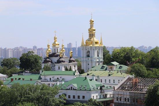 Amigo em Kyiv : Kyiv-Pechersk Lavra