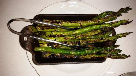 Tortoise Supper Club: Asparagus