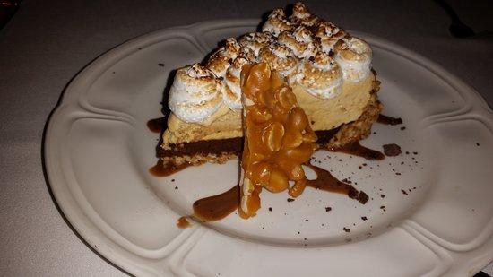 Tortoise Supper Club: Peanut Butter Pie