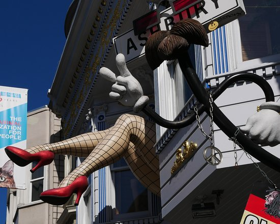 San Francisco by Gilles: Haight Ashbury
