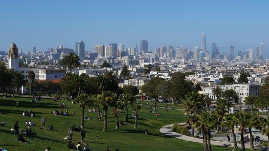 San Francisco by Gilles: Dolores Park