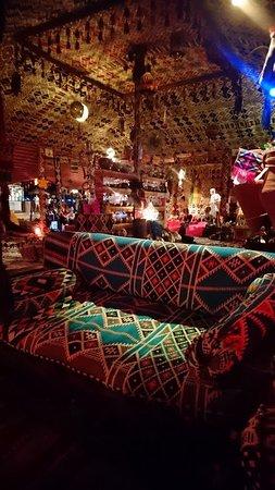 SENTIDO Mamlouk Palace Resort: hookah tent
