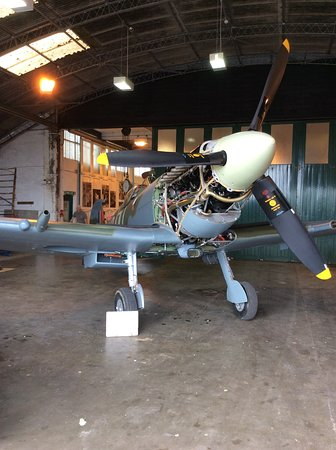 Old Warden, UK: The Shuttleworth Collection
