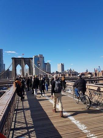 Foto Jembatan Brooklyn