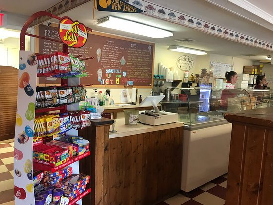 Uncle Ed's Creamery : Payment Area