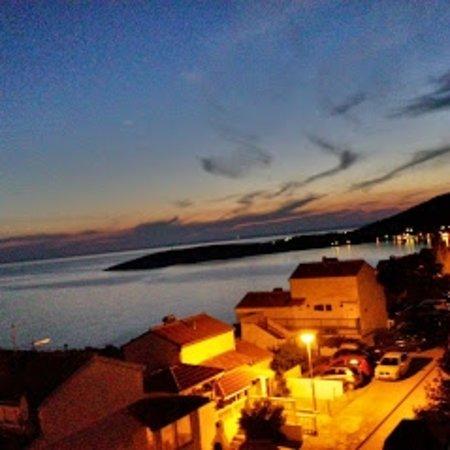 Martinscica, Croatia: Sunset