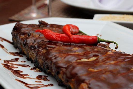 Restaurante Castelli: Entradas muito saborosas