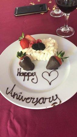 Sandos Caracol Eco Resort: Special Anniversary Surprise