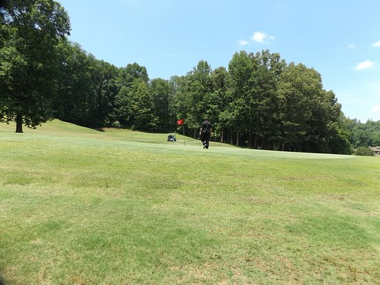 Wild Laurel Golf Course May 2018