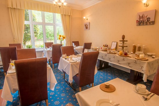 Forest Side Guesthouse : Guest Dining Room
