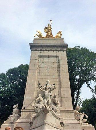 Columbus Circle: USS Maine National Monument