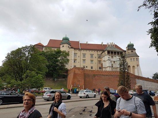 瓦维尔皇家城堡照片